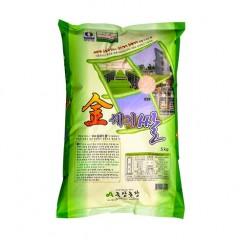 2019년산 金세기쌀 햅찹쌀 5kg