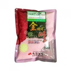 2019년산 金세기쌀 햅찹쌀현미 1kg