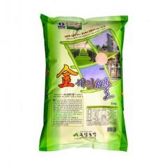 2019년산 金세기쌀 햅일반현미 5kg(고시히까리)