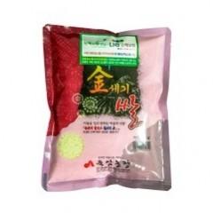 2019년산 金세기쌀  햅일반현미 1kg(고시히까리)